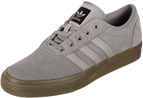 Adidas Adi-Ease, Zapatillas de Skateboarding Unisex Adulto, Gris (Grpuch/Grpumg/Gum5 000), 42 2/3 EU