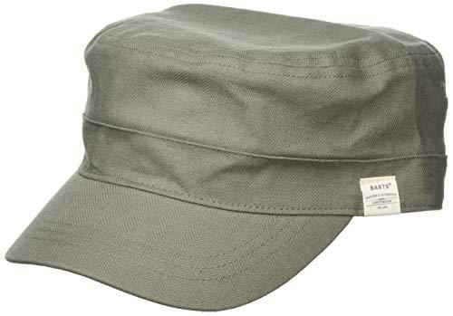Barts Unisex Honte Baseball Cap, Grün (Army 13), One Size (Herstellergröße: UNIC)