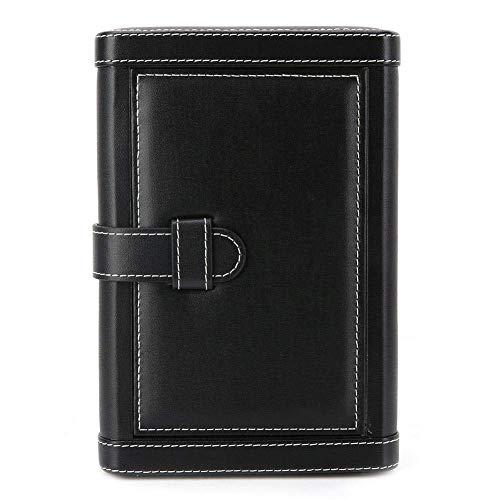 Valise de cigare Noir Cigar cas de stockage, Livre de...