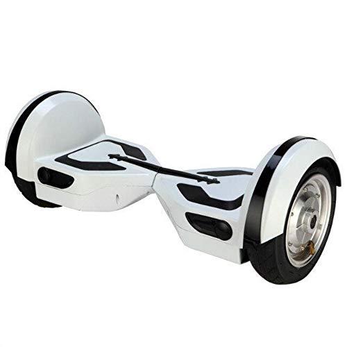 WYN Wheel Smart selbstausgleichender Roller Elektrischer Stehroller Einradroller Hoverboard Drifting Balance Board, Weiß