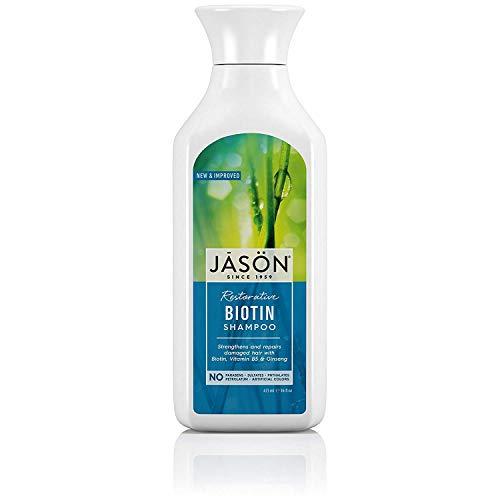 Jason Natural Biotin Shampoo - 16 oz - 2 pk by Jason