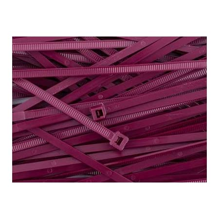 14 Inch 50lb Plenum Rated Cable Ties
