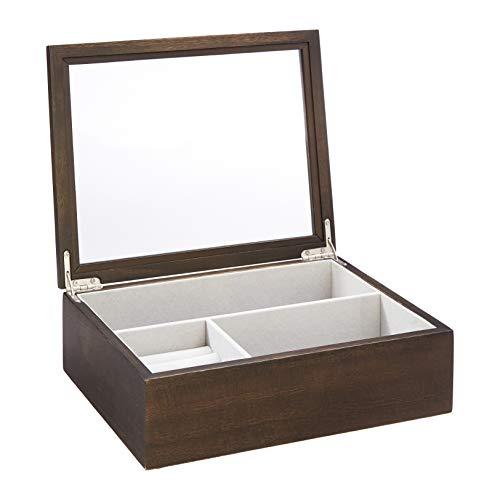 AmazonBasics Wooden Jewellery/Wa...