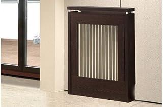 SHIITO Cubre-radiador de 84.5cm X 60cm, en Tres Colores. Wengue.