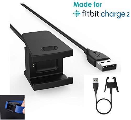 Cable de carga USB para pulsera de actividad física Charge HR