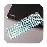Funda protectora para teclado de ordenador portátil Acer Predator Helios 300 15 6'17 3' G3 571 G3 572 Ph315 51 Ph317 52 Vx5 591G Vn7 793G whiteblue