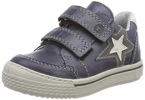 RICOSTA Jungen Lucas Sneaker, Blau (See 185), 30 EU
