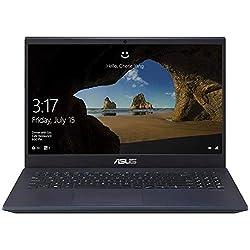 ASUS F571GT (15,6 Zoll FullHD) Gaming Notebook Intel Core i5-9300H 2.4 GHz QuadCore, 16GB DDR4 RAM, 512GB SSD M.2, NVIDIA GeForce GTX 1650 4GB, Windows 10 Home schwarz