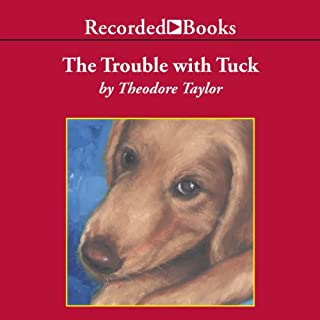 The Trouble with Tuck audiobook cover art