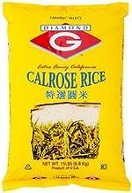 Diamond G Calrose Rice 15lb