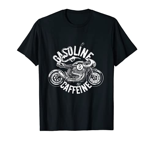 Gasoline & Caffeine T-Shirt