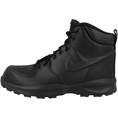 Nike Jungen Manoa Ltr (Gs) Fashion Boot, Schwarz, 38 EU