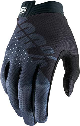 Preisvergleich Produktbild 100% Kinder iTrack Handschuhe(Charcoal / Schwarz,  L)