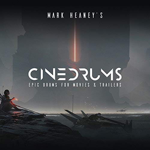 Mark Heaney's Cine Drums: Epic Drums for Movies & Trailers