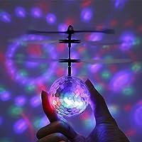 Blasland Palla Volante, Giocattoli per Bambini Mini Drone Elicottero Telecomandato Aereo RC con Luci LED Gadget Compleanno Regali Ragazzi Ragazze 8 9 10 11 12 Anni Giochi da Giardino Interno Esterno #5