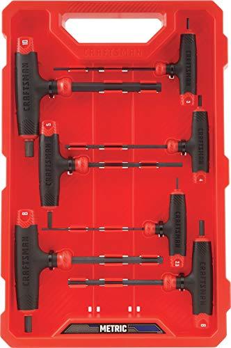 CRAFTSMAN Hex Key Set, 14-Key, T-Handle (CMHT26001)