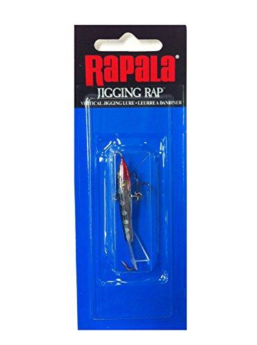 Rapala(ラパラ) メタルジグ ジギングラップ ユニバーサルカラー 5cm 9g メタリックシルバー MS W5-MS ルアー