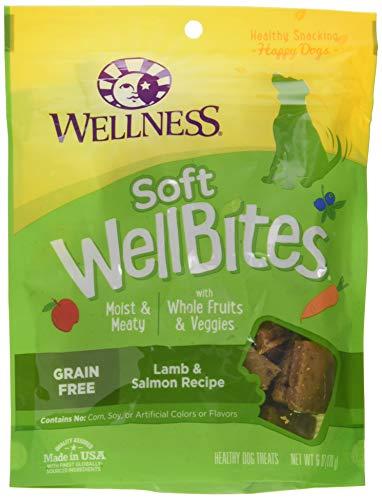 العافية لينة WellBites الطبيعية الحبوب الحرة الكلب