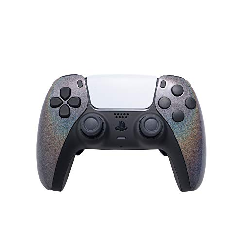 AimControllers PS5 Custom DualSense Wireless Controller, PlayStation 5 Personalized Gamepad, Remap - Diamond