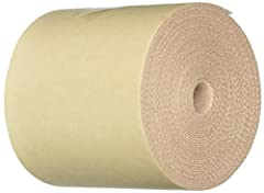 """Low profile moleskin rolls are ideal for padding uses in clinics, hospitals, and physical therapy settings Non-latex moleskin roll measures 3"""" x 5 yd. (5cm x 4.57m), in beige color Moleskin fabric is soft, padded, and helps to reduce friction on skin..."""