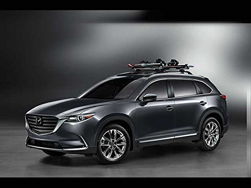 Mazda CX-9 2016-2017 New OEM Roof Rack Cross Bars...
