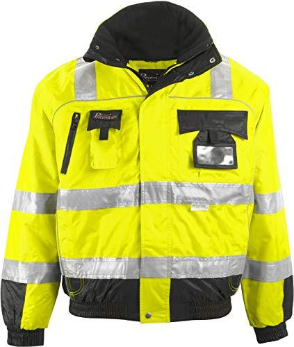 ASATEX Prevent Trendline Pilotenjacke PTW-P, gelb/schwarz, Gr. 2XL