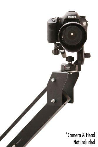 ProAm USA Orion Jr DVC60 Compact DSLR Video Camera Jib Crane Tilt, 4 ft