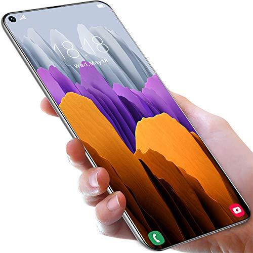 Lenove Note30U Pro Móviles Libres, 12 GB RAM + 512GB ROM Smartphone, 5G Dual Sim, Face ID, 7,2 Pulgadas, Android 10 Teléfono Móvil, Batería de 5800mAh, 18MP/48MP cámara