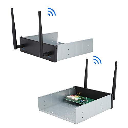 Gigabit Ethernet PCIE-netwerkadapter, desktopcomputer 600 Mbps PCI-E draadloze netwerkkaart desktop WIFI zachte AP voor lancering met stabiele transmissieprestaties