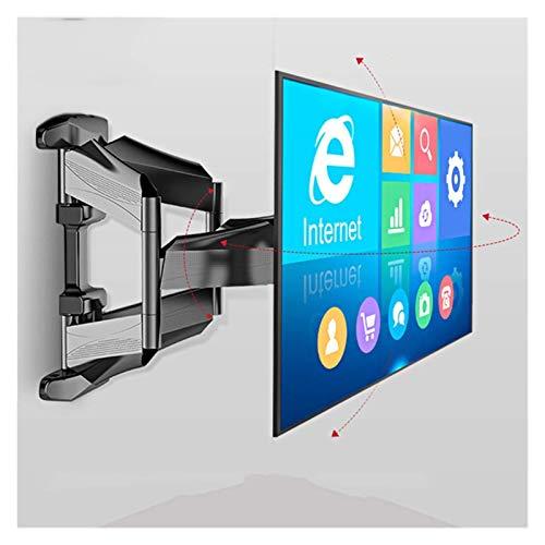 Inicio Equipos Soporte para TV Soporte para TV de 6 brazos para 32 55 'Max Vesa 400X400Mm Soporte Soporte de pared Inclinable Soporte retráctil para TV Soporte retráctil Soporte Tv (Color: Wmx001 W