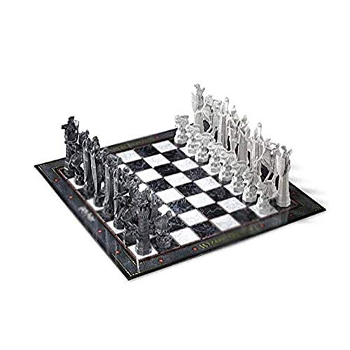 AMOYEE Internacional de Ajedrez, portátil Elegante Minimalista Juego de ajedrez, Viajes al Aire Libre Pueden Llevar Ajedrez + Enviar Regalos pequeños, Blancos + Negro (Color: Blanco + Negro)