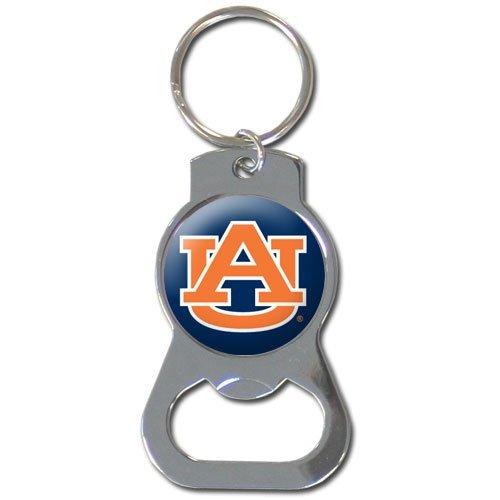 NCAA Siskiyou Sports Fan Shop Auburn Tigers Bottle Opener Key Chain One Size Team Color