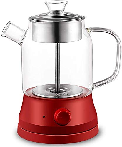 LMDH Electric Glass Kettle, Health pot warm functie beste temperatuur in de ketel instellingen, Ketel RVS Quick Water koken Kettle