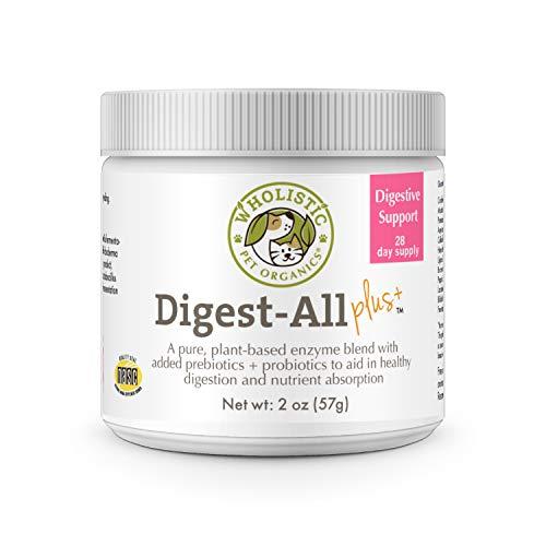 Wholistic Pet Digest-All Plus Supplement