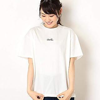 アーノルドパーマー タイムレス(レディース)(arnold palmer timeless) 【店舗限定】ミニロゴ刺繍クルーネックTシャツ(Ladies')