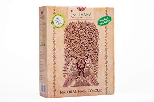 Jullaaha Natural Hair Colour (Double Process)
