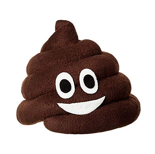 Buy Bargain Emoji Poo Hat for Friends and Kids, Halloween Costume, Birthday Parties and Party Access...