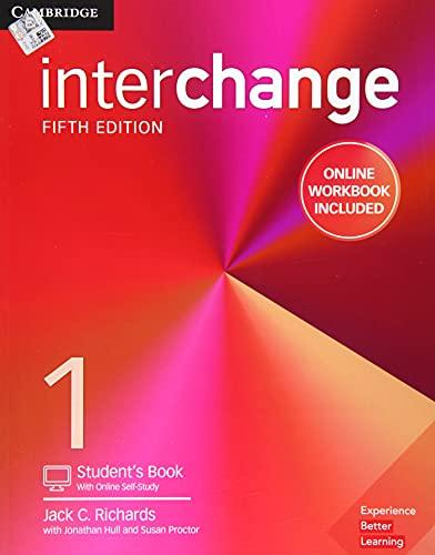 Interchange 1 - Student´s Book With Online Workbook - 05 Edition