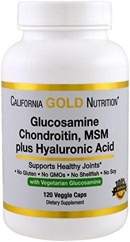 california gold nutrition glucosamine chondroitin