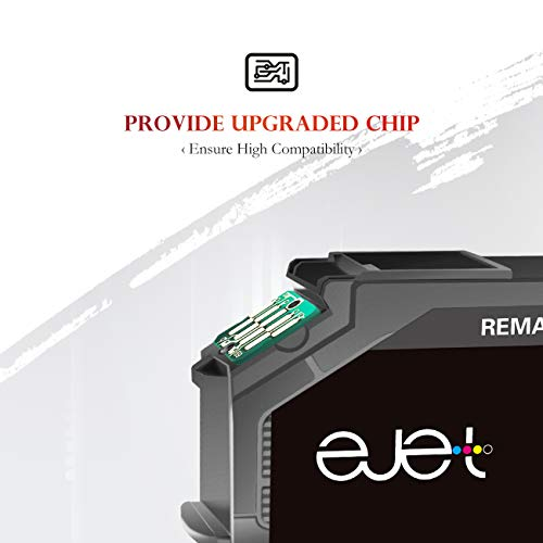 ejet Remanufactured Ink Cartridge Replacement for Epson 277XL 277 T277XL to use with XP-960 XP-850 XP-860 XP-950 Printer (2 Black, 1 Cyan, 1 Magenta, 1 Yellow, 1 Light Cyan, 1 Light Magenta) 7 Pack Photo #2