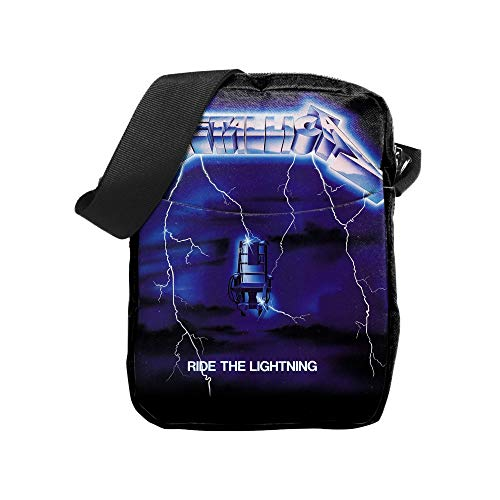 Metallica Master Of Puppets (Cross Body Bag) Rocksax [Vinyl LP]