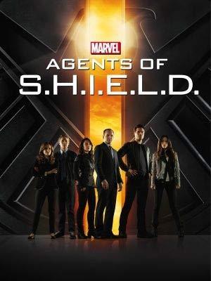 Agents of S.H.I.E.L.D – Film Poster Plakat Drucken Bild – 43.2 x 60.7cm Größe Grösse Filmplakat Shield Marvel