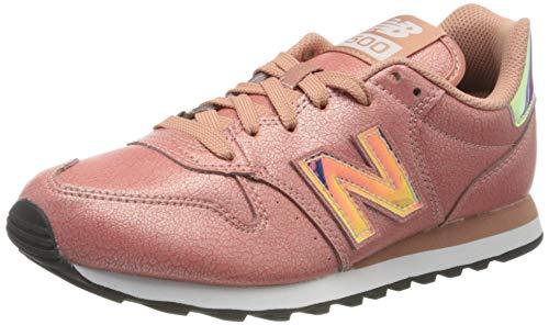 New Balance Damen 500 Sneaker, Pink (GW500HHA), 41 EU