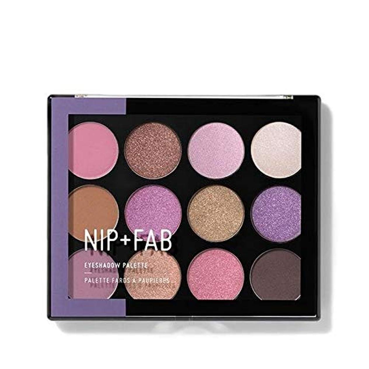 [Nip & Fab ] アイシャドウパレット5を構成するFab +ニップ - NIP+FAB Make Up Eyeshadow Palette 5 [並行輸入品]