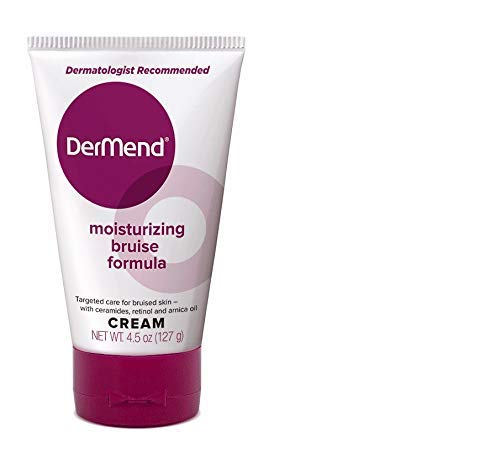 DerMend Moisturizing Bruise Formula Cream 4.50 oz (Pack of 2)