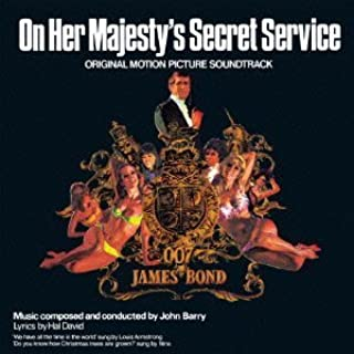 On Her Majesty's Secret Service by ON HER MAJESTY'S SECRET SERVICE / O.S.T. (2013-09-24)
