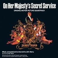 On Her Majesty's Secret Service by ON HER MAJESTY'S SECRET SERVICE / O.S.T. (2013-09-24)