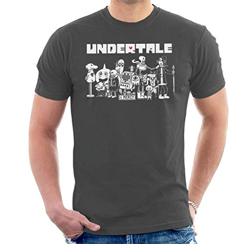 Cloud City 7 Undertale X Mercy Friends Men's T-Shirt