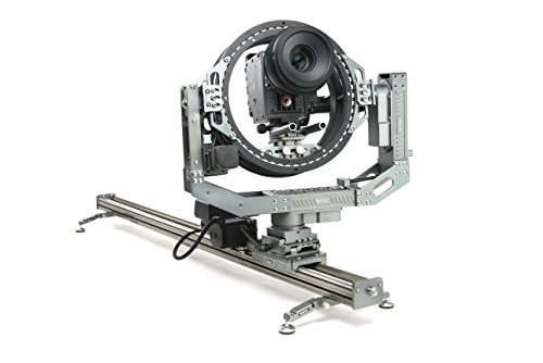ASXMOV-G4S1 Aluminum Multi-Axis Motion Control Dolly Track Timelapse Motorized Video DSLR Camera Slider W/Controller