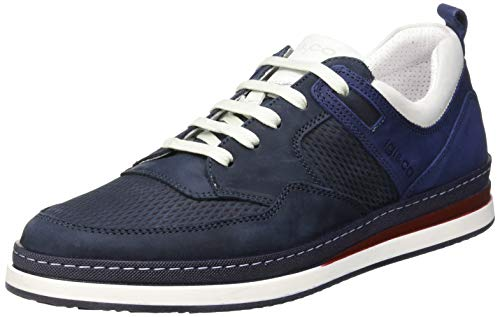 Igi&Co UKT 31382, Scarpe Sportive Uomo, Blu (Azzurro 3138200), 45 EU